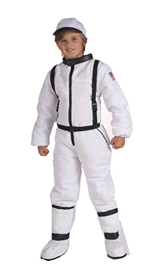 Forum Novelties Space Explorer Costume, Childs Small