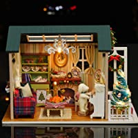 Weehey Kit de casa de muñecas en Miniatura