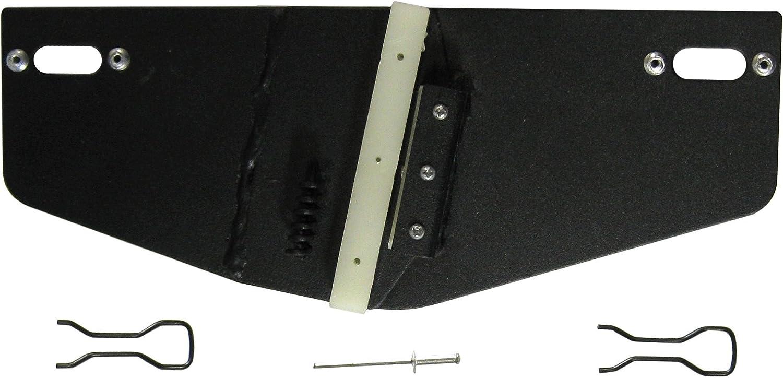 02-mid 06 Jeep Liberty Window Regulator Bracket Repair Kit Front. Metal Right Passenger