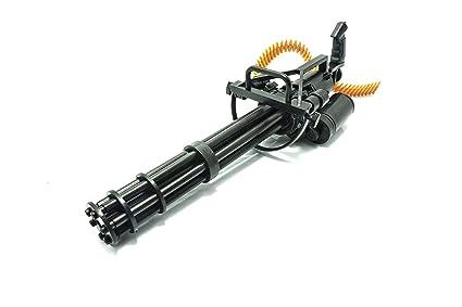 amazon com 1 6 scale m134 minigun gatling machine gun us army