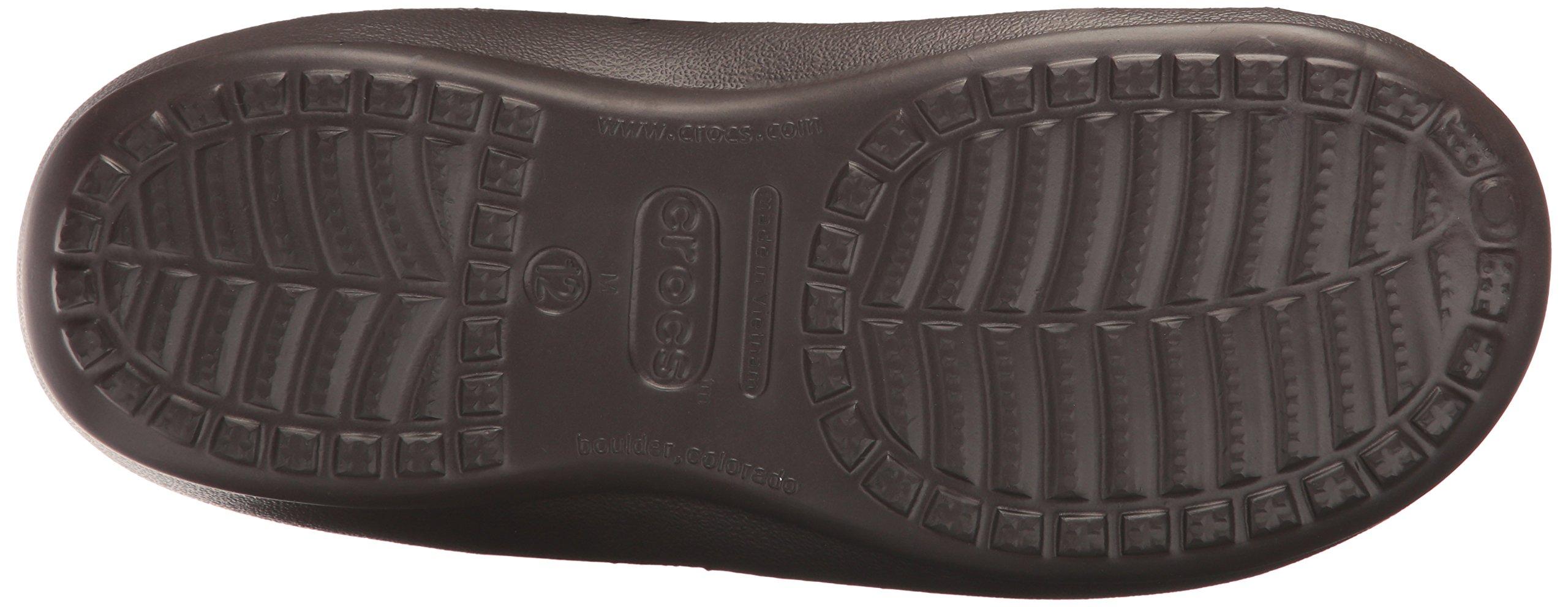 Crocs Athens Flip Flop, Espresso/Walnut, 10 US Men / 12 US Women by Crocs (Image #3)