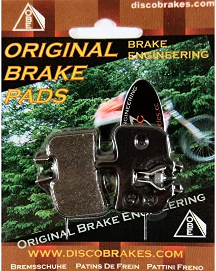 Hayes Disc Brake Pads Semi-Metallic High Performance HFX 9 Mag MX1 G2