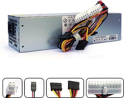 Dell 709MT OptiPlex 3010 7010 390 790 990 240W Power Supply RV1C4 3WN11 CV7D3