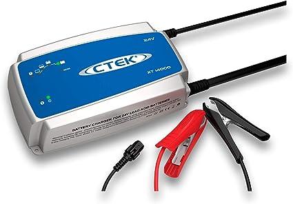 Professionelles 24 V Ladegerät Für Hochleistungsbatterien 40 140 Xt 14 Xt 14 Extended Auto