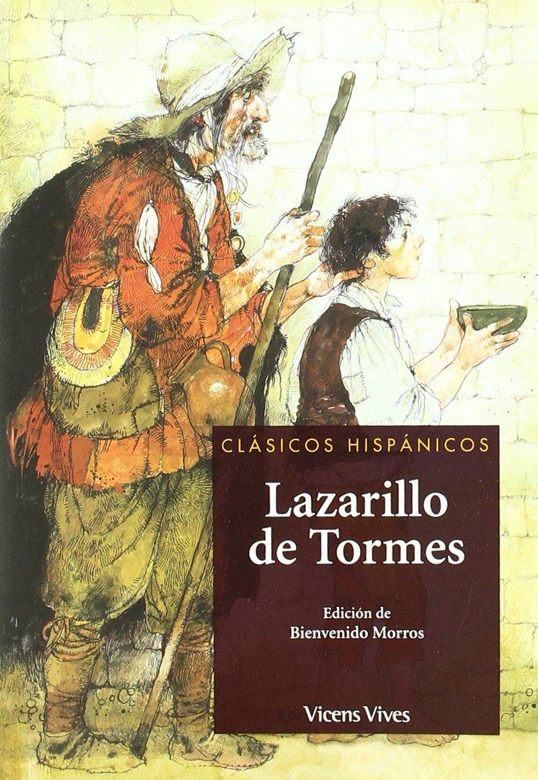 El Lazarillo De Tormes (ch N/e) (Clásicos Hispánicos) - 9788431699819 Tapa blanda – 3 oct 2013 Bienvenido Morros Mestres Victor G Ambrus Editorial Vicens Vives 8431699817