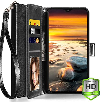 Amazon.com: Axiay - Funda tipo cartera para Samsung Galaxy ...