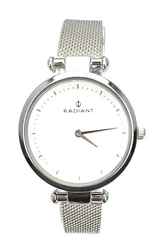 Reloj Radiant Mujer Acero. RA519601