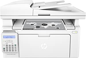 HP LaserJet Pro MFP M130fn Printer, White (Renewed)