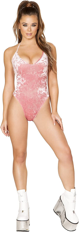 Rave Bodysuit Velvet