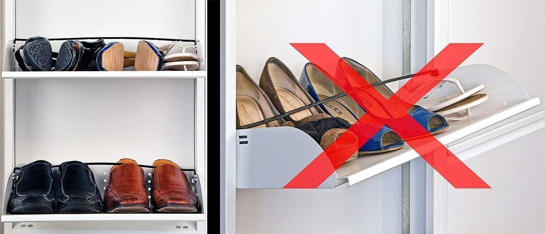 Shoe Organizer Shoe Cabinet 3 Drawers Indoor and Outdoor Shoe Rack Grey