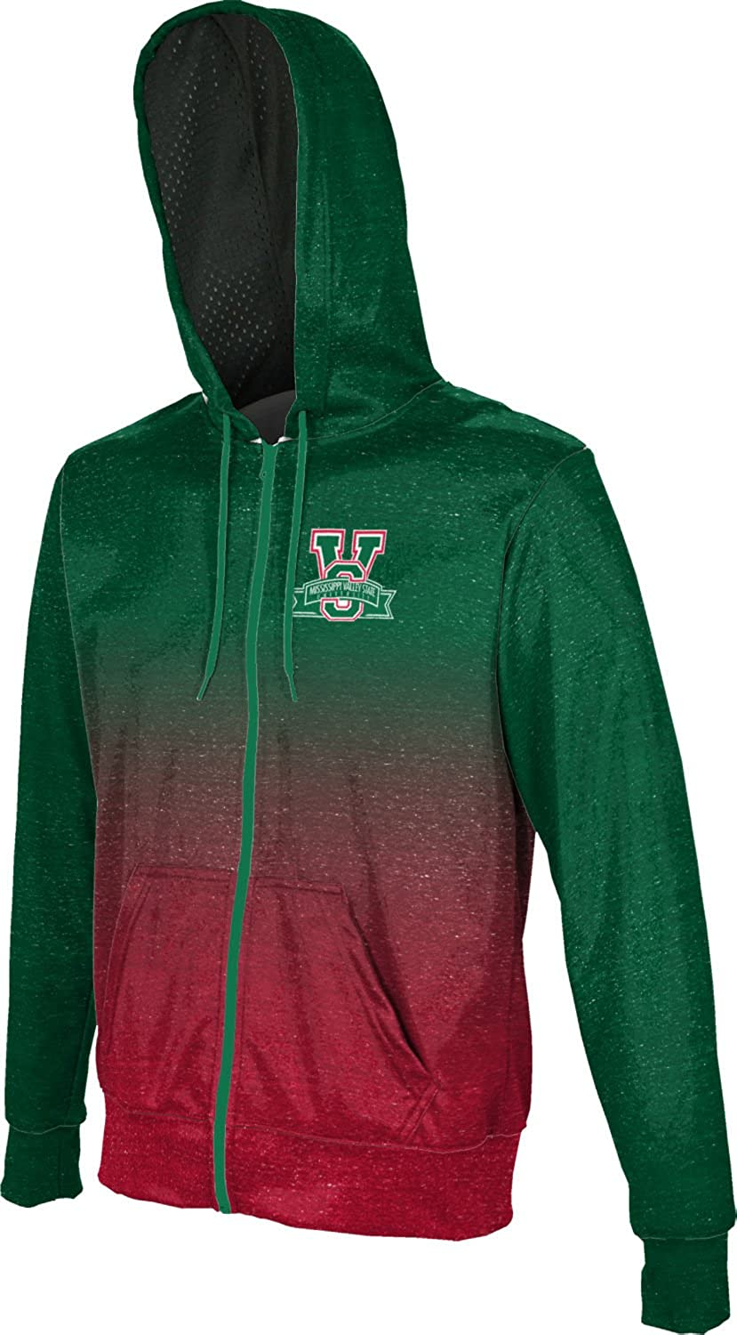 Ombre ProSphere Mississippi Valley State University Boys Full Zip Hoodie