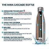 MIRA 17 Oz Stainless Steel Vacuum Insulated Water