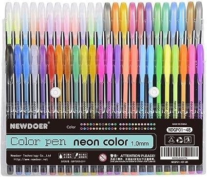 48-Count Gel Pen Set w