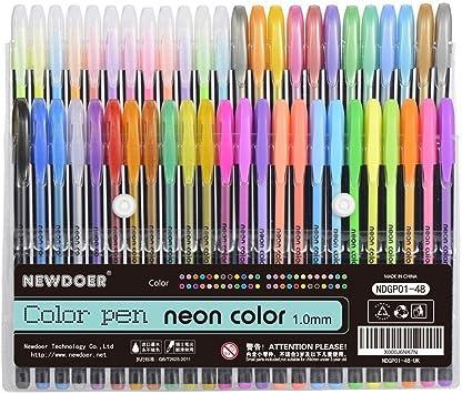 2X Creative Cute Key Pen Gel Pen School Supply Office Stationary Pop UK