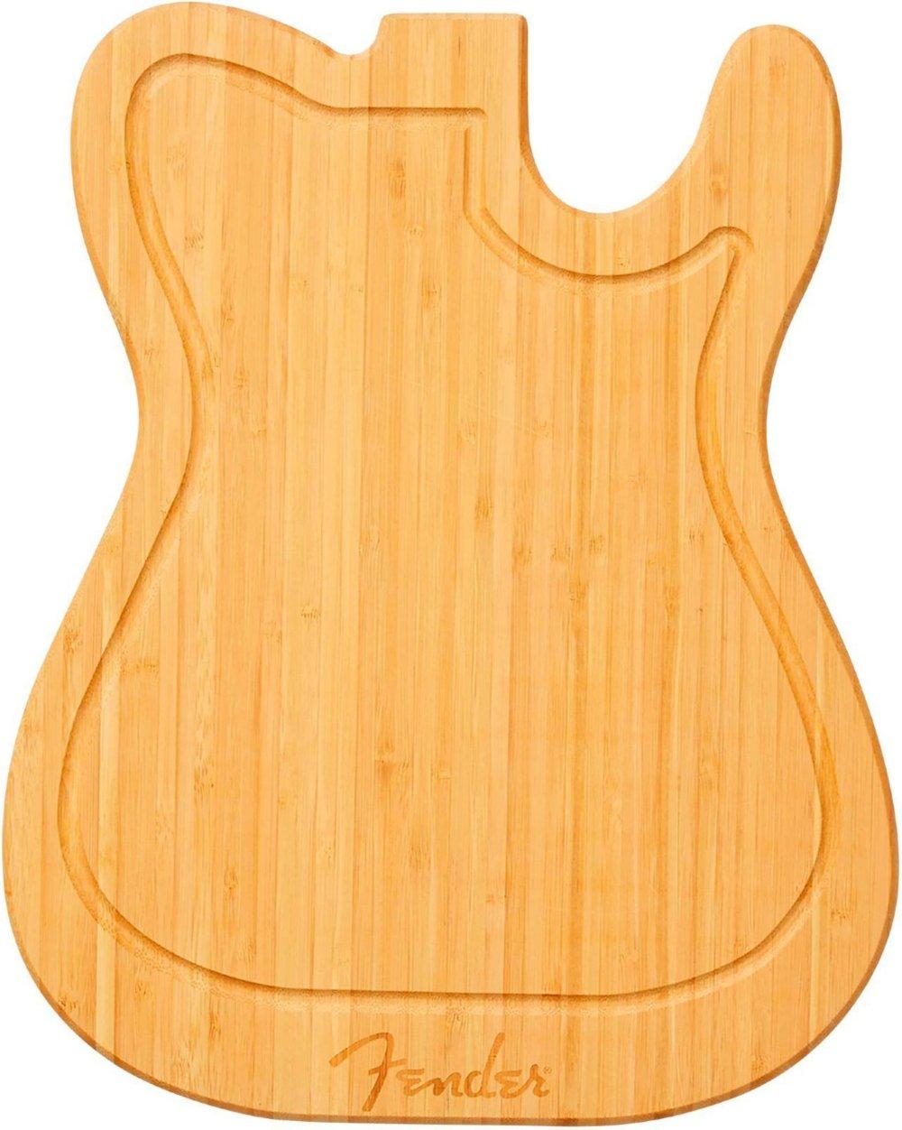 Fender Tele Cutting Board