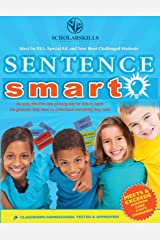 Sentence Smart: Grammar for Excellence in Reading and Writing Paperback