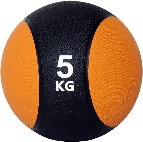 Uni Best – Balón medicinal de goma Balón Medicinal Fitness ...