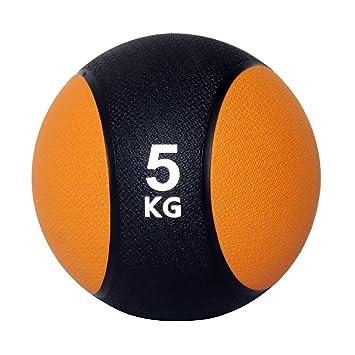 Uni Best - Balón medicinal de goma Balón Medicinal Fitness ...