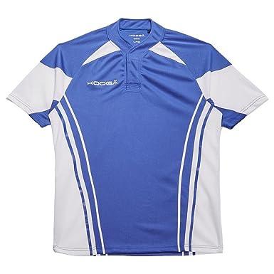 aa69d3ffe71 Kooga Stadium Match Men's Rugby Shirt: Amazon.co.uk: Clothing