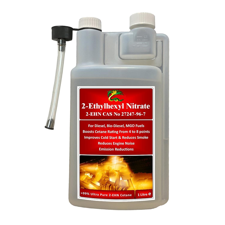 Ultra Pure > 99% 2 Etilo, nitrato de hexilo, combustible HYDRA 2 EHN + biodié sel + aditivo de combustible MGO combustible HYDRA 2 EHN + biodiésel + aditivo de combustible MGO Hydra International Ltd