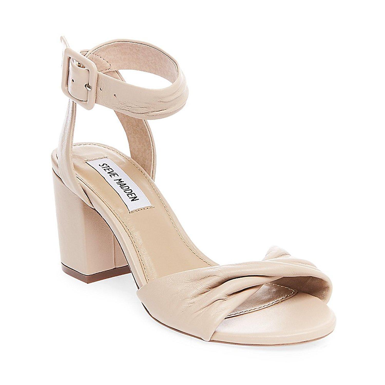 Sandalo da donna in pelle nuda Christen