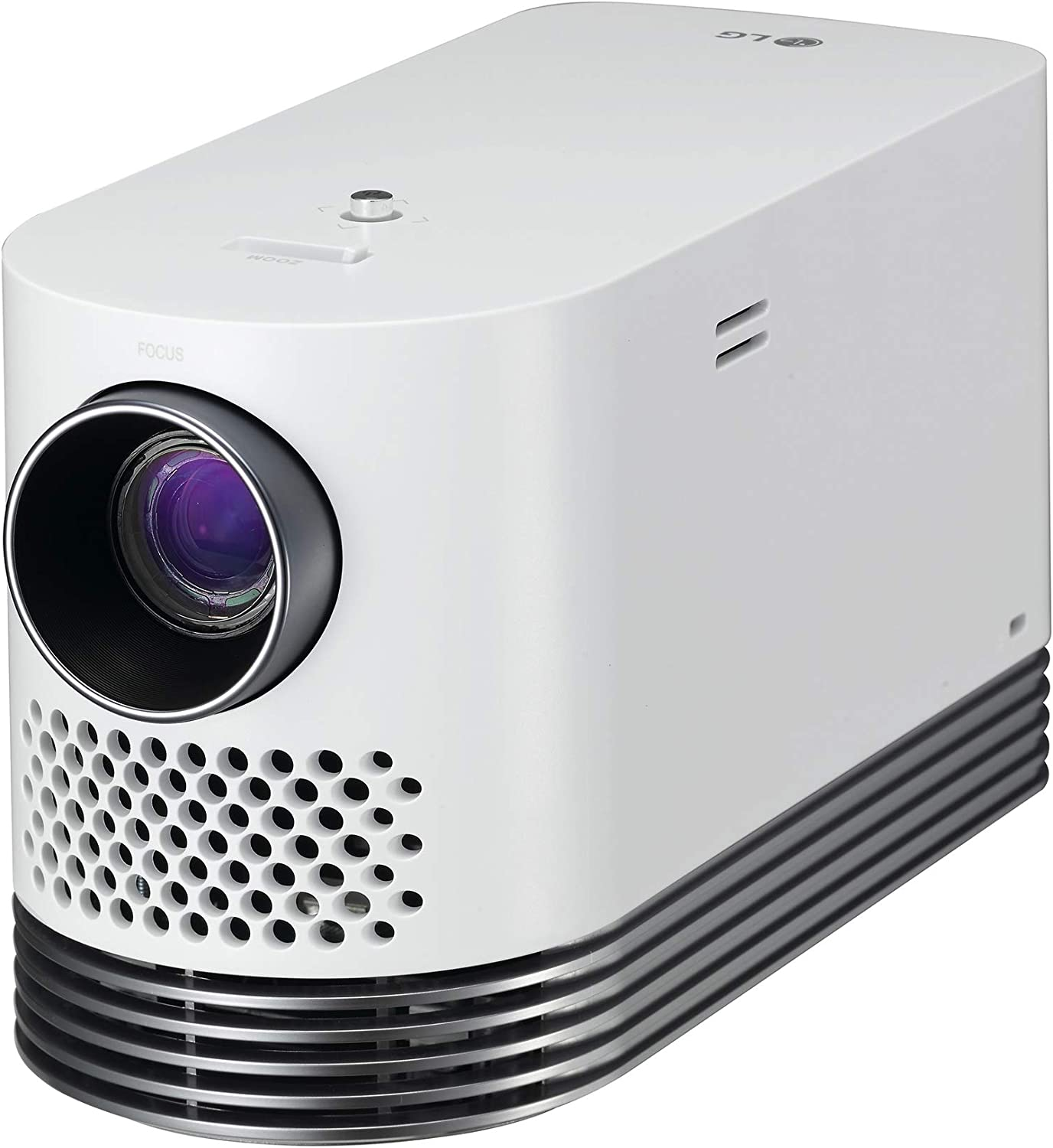LG HF80LA Laser Smart Home Theater Cinebeam Projector (2019 Model - Class 1 Laser Product)