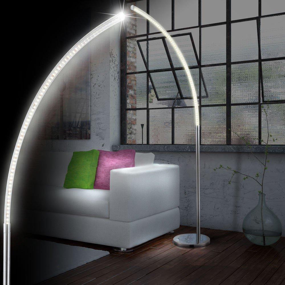 LED Watt Stehleuchte Standlampe Beleuchtung Leuchte Amazonde - Standleuchten wohnzimmer