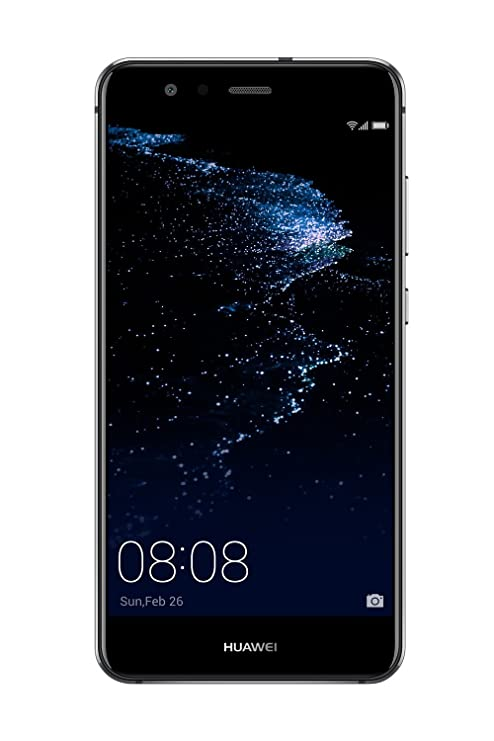 70d005f07e116 Huawei P10 Lite SIM-Free Smartphone - Black  Amazon.co.uk  Electronics