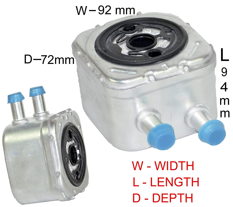 D2P para Seat Ibiza Mk3 (1999 - 2002) 1.9 TDI Motor Temperatura de ...