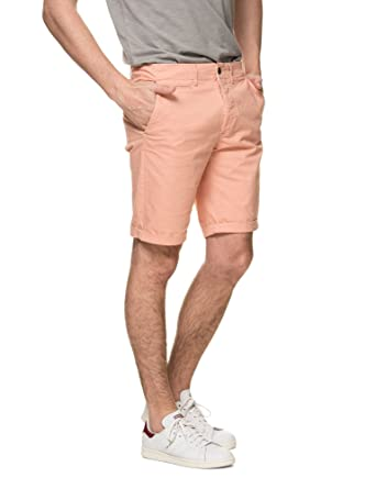 7a854dd58f49f Jack & Jones Men's Enzo Chino Shorts at Amazon Men's Clothing store: