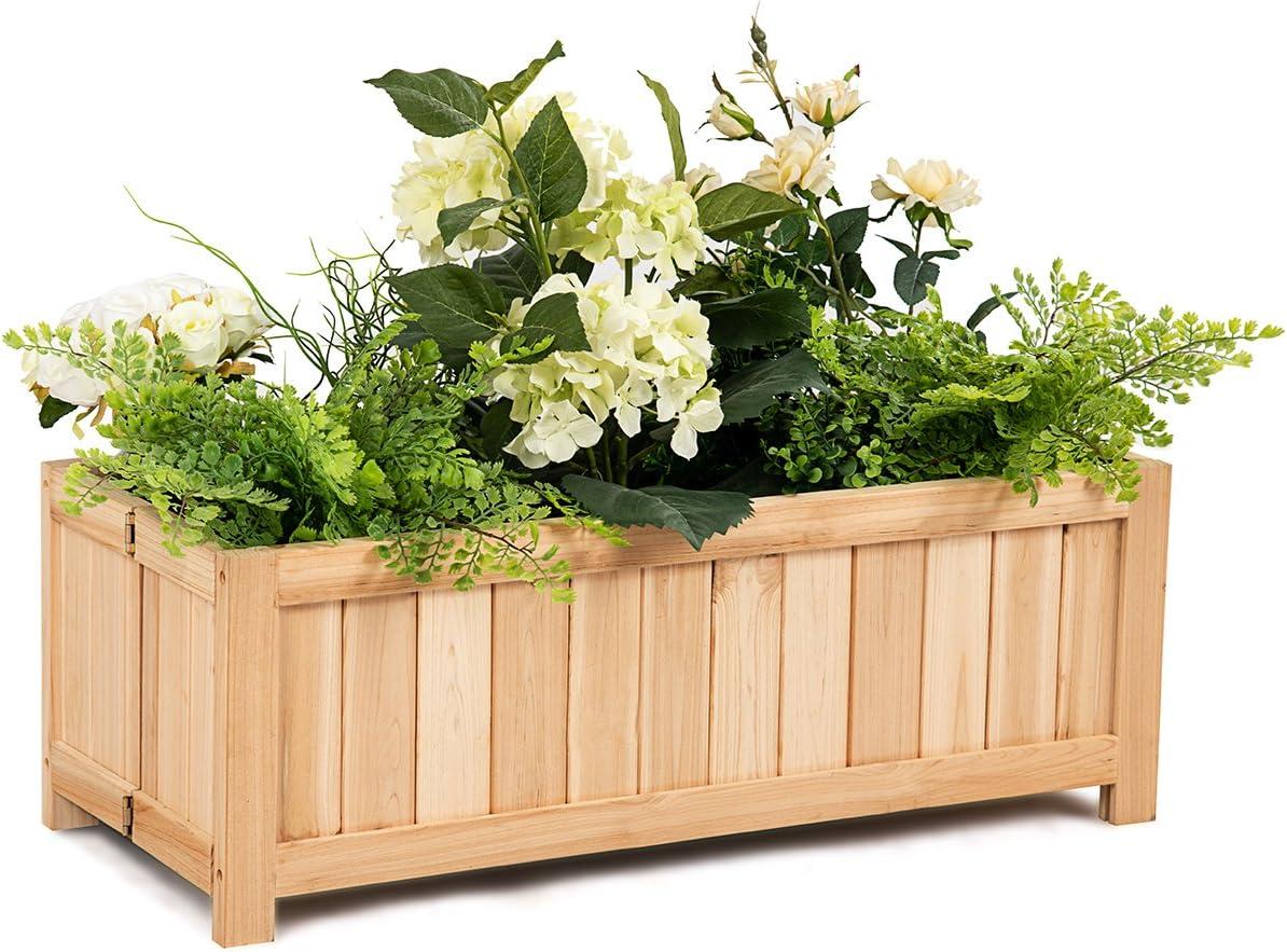 Garden Planter Boxes