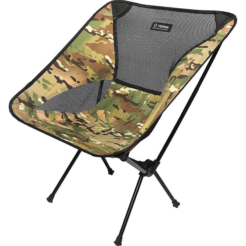 Helinox Chair One Camping Chair 4LEG (S) Camouflage, Grau