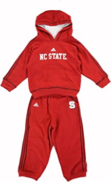 12-14 Team Color NCAA North Carolina State Wolfpack Boys Outerstuff Game Time Basic Tee Youth Large