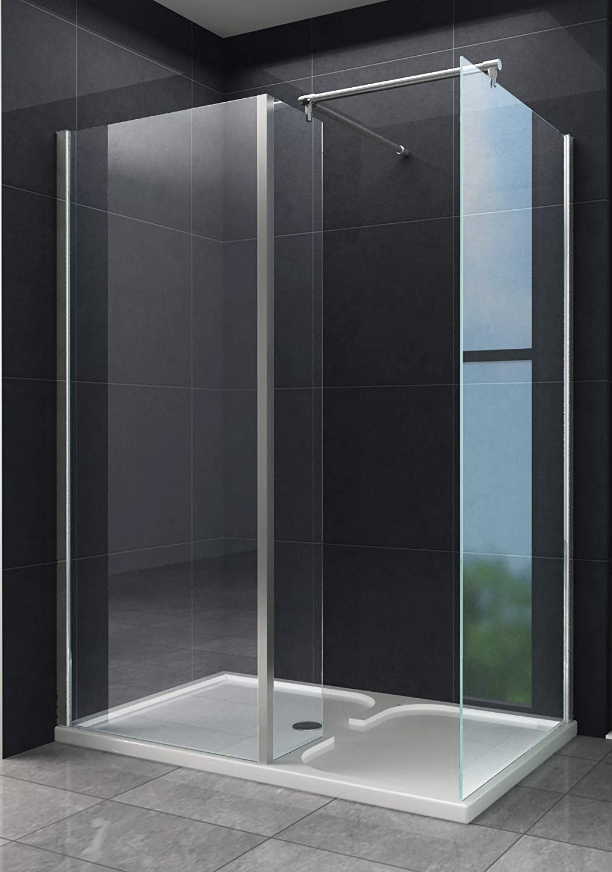 Caracol ducha Dublin 150 x 90 cm sin Taza/Ducha Mampara de ducha pared: Amazon.es: Bricolaje y herramientas