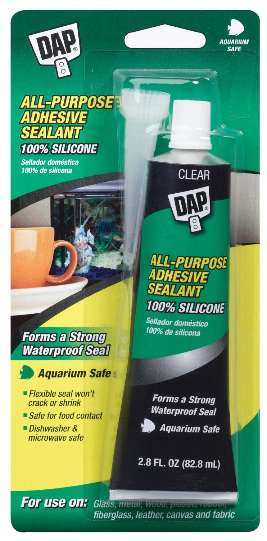 Caulk amazon dap 00688 all purpose adhesive sealant 100 silicone 28 ounce tube nvjuhfo Choice Image