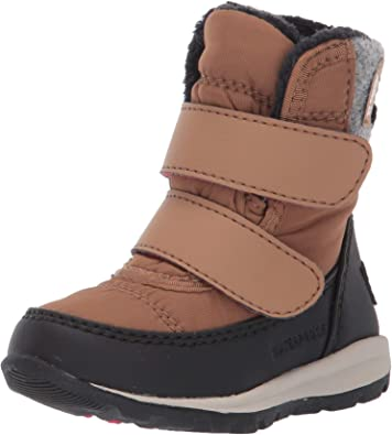 Youth Whitney Strap Waterproof Insulated Winter Boot for Kids SOREL