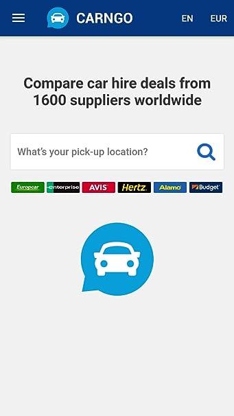 CARNGO.com - Car Rental APP
