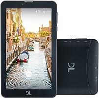"""Tablet Mobi Tab, DL TX384PRE, 8GB, 7.0"""", Preto"""