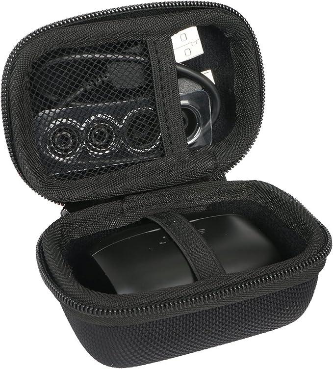 Khanka Hart Tasche Schutzhülle Für Jabra Elite Active 65t True Wireless Stereo In Ear Sport Kopfhörer Etui Case Tasche Elektronik