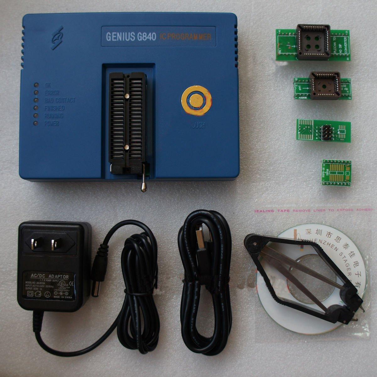 Sunkee NEW Genius G840 Programador universal USB (BIOS Gal ...