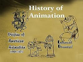 History of Animation - Origins of American Animation