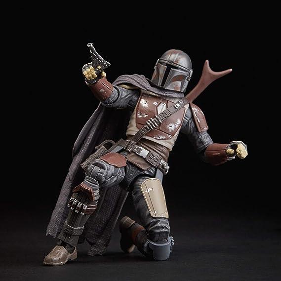 i Mandaloriani STAR Wars la serie Nero il bambino giocattolo figura da 1.1 pollici