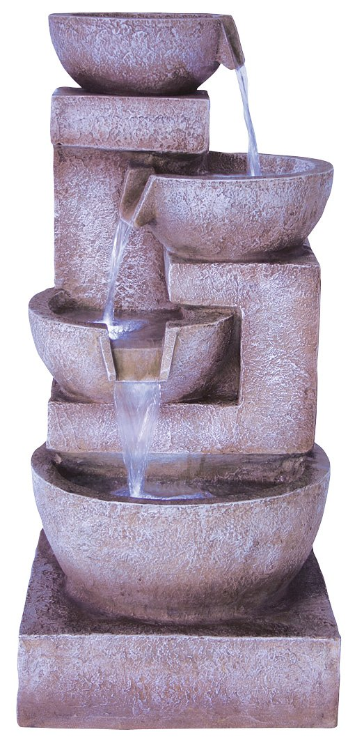 Easy Fountain Sparkling Bowls Includes LEDS