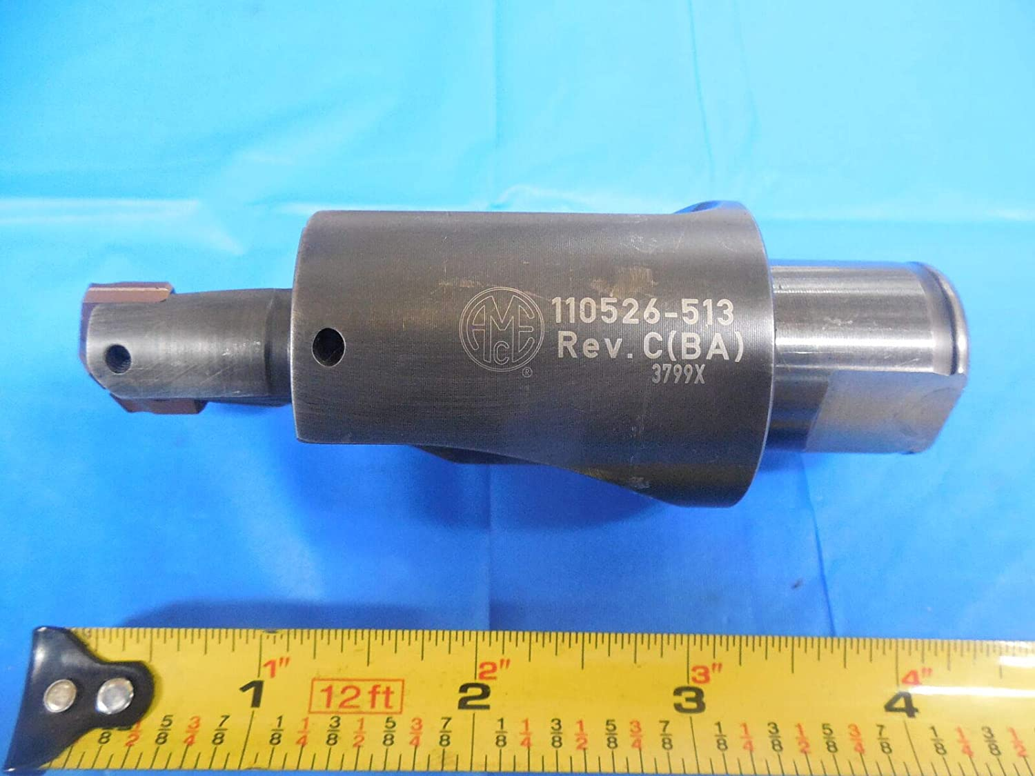 3//4 Insert in IT 1.0 .750 AMEC 1 Shank Spade Drill//Counterbore with 19mm
