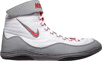 9603cdb9908 Amazon.com  Nike Men s Inflict 3 Wrestling Shoes  Shoes