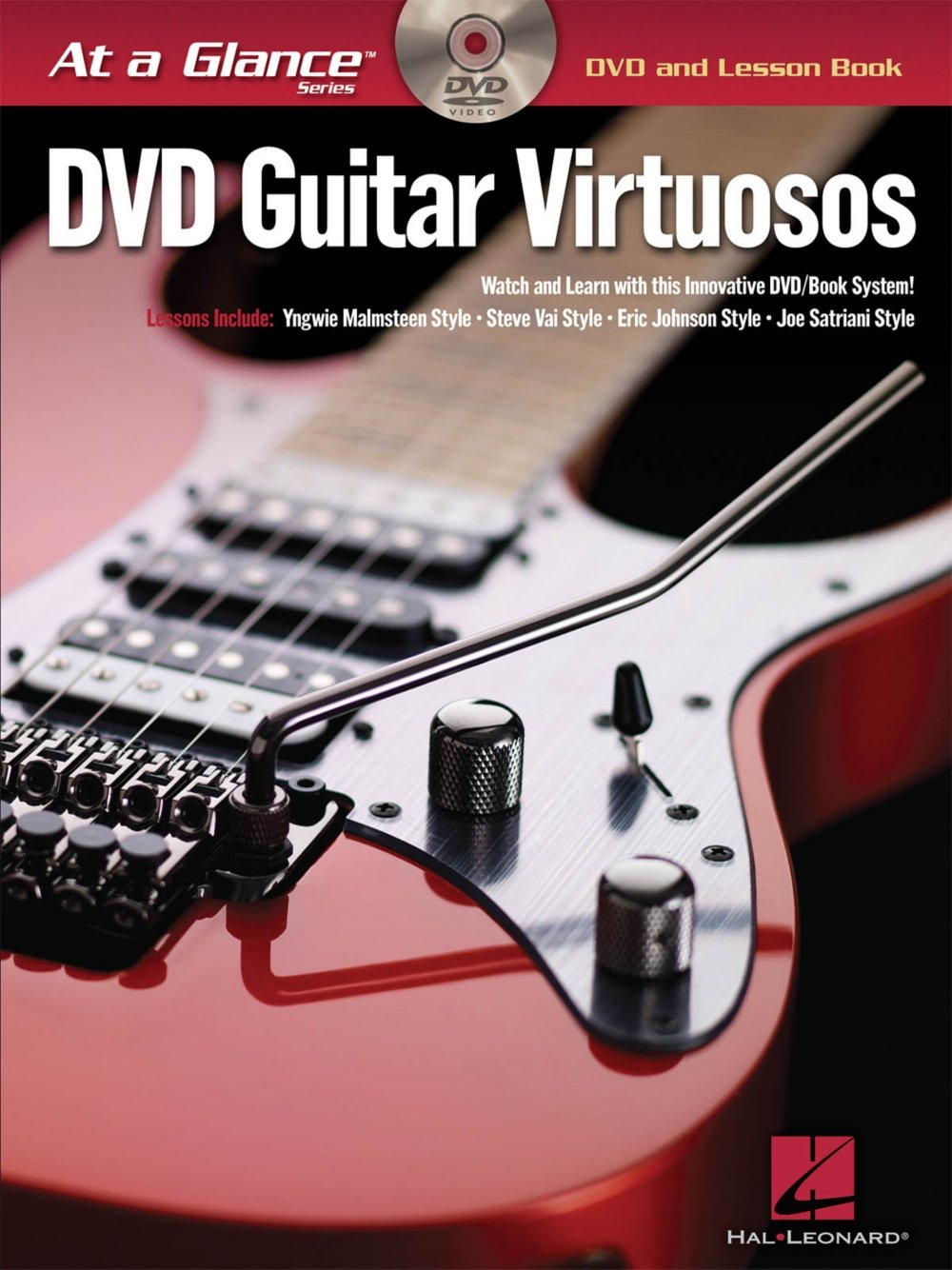 At A Glance - Guitar Virtuosos. DVD Región 0 , Partituras para ...