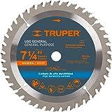 Truper ST-760, Sierra circular para madera Ø 7 1/4, 60 dpp