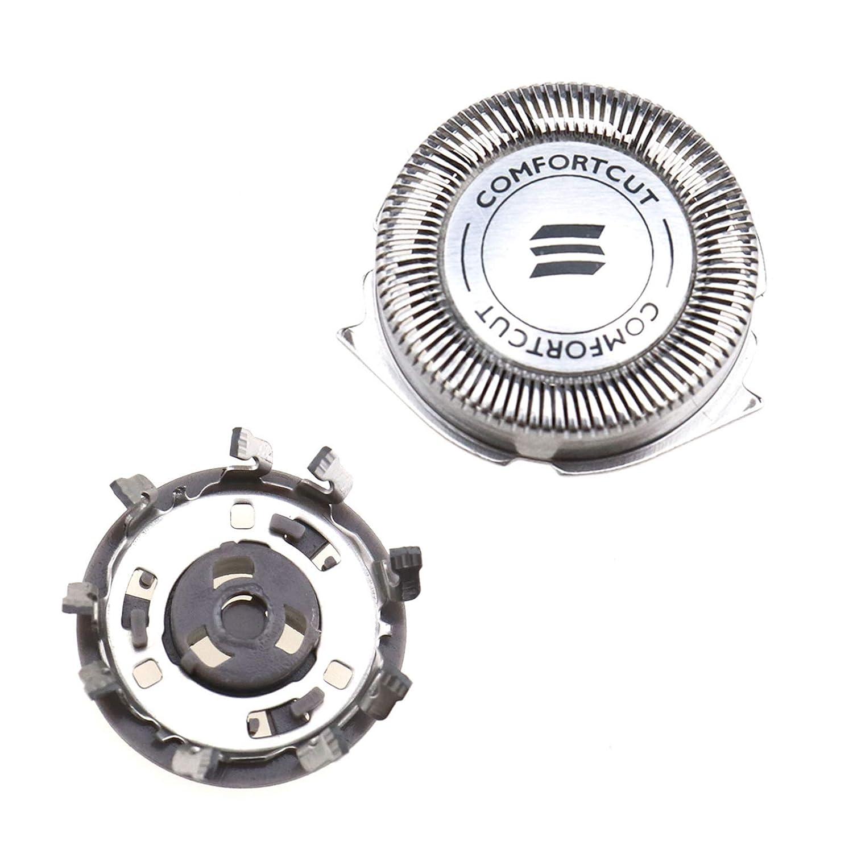 OTOTEC Lot de 3 Lames de Rechange pour t/êtes de Rasoir SH30//52 pour Philips Norelco Series 3000 2000 1000 S738