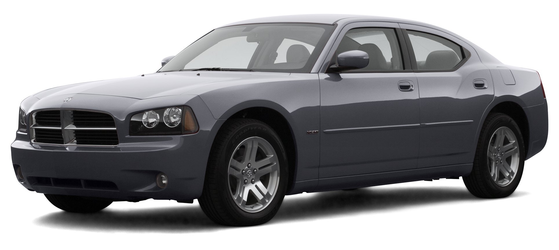2007 dodge charger 4 door sedan 4 speed automatic transmission rear wheel drive