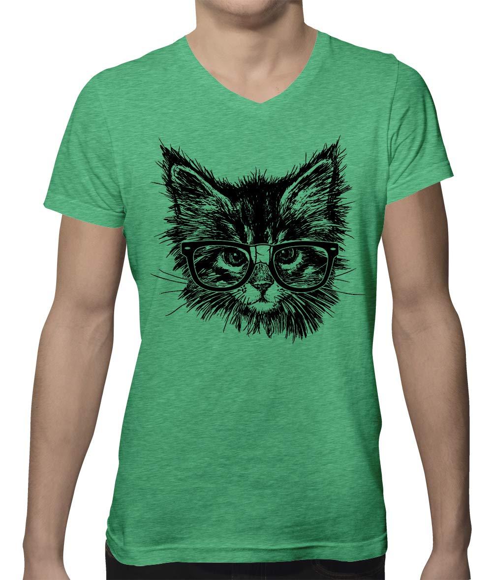 Apparel Nerdy Kitten S T Shirt